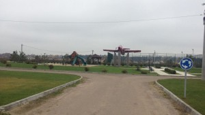 Круговое движение в КП Дворянское Озеро1